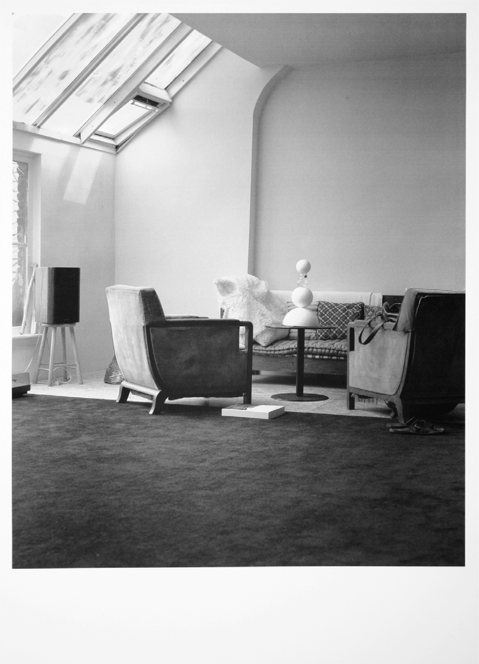 KOENRAAD DEDOBBELEER. It's Only as Clear as it Image Gets, 2010 | ACCROCHAGE #1: Allen Ruppersberg et Al. | ProjecteSD