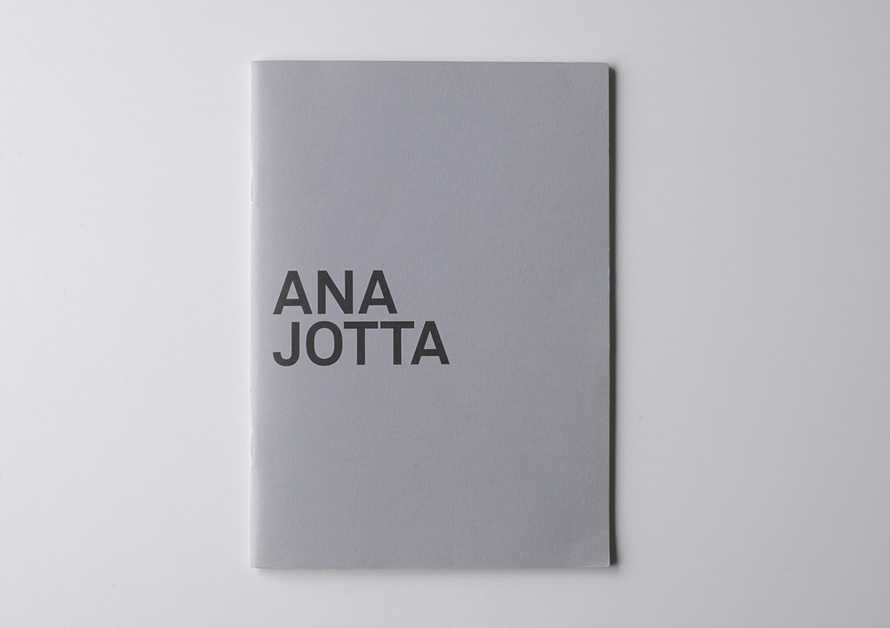 | Ana Jotta | ProjecteSD