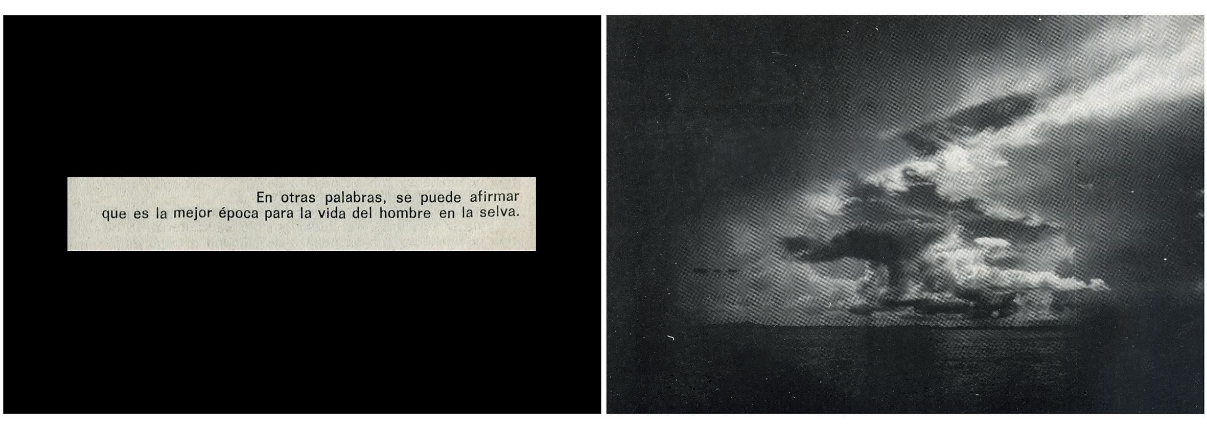RAIMOND CHAVES & GILDA MANTILLA. Río Tomo – Secretos de la Amazonía, 2011 | Close-Cropped Tales | ProjecteSD