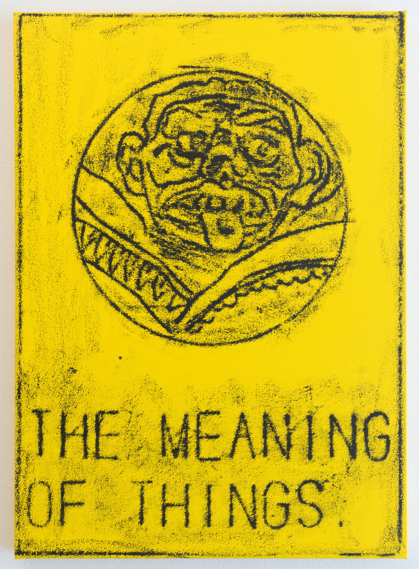 Untitled (The Meaning of Things), 2015 | The Meaning of Things | ProjecteSD