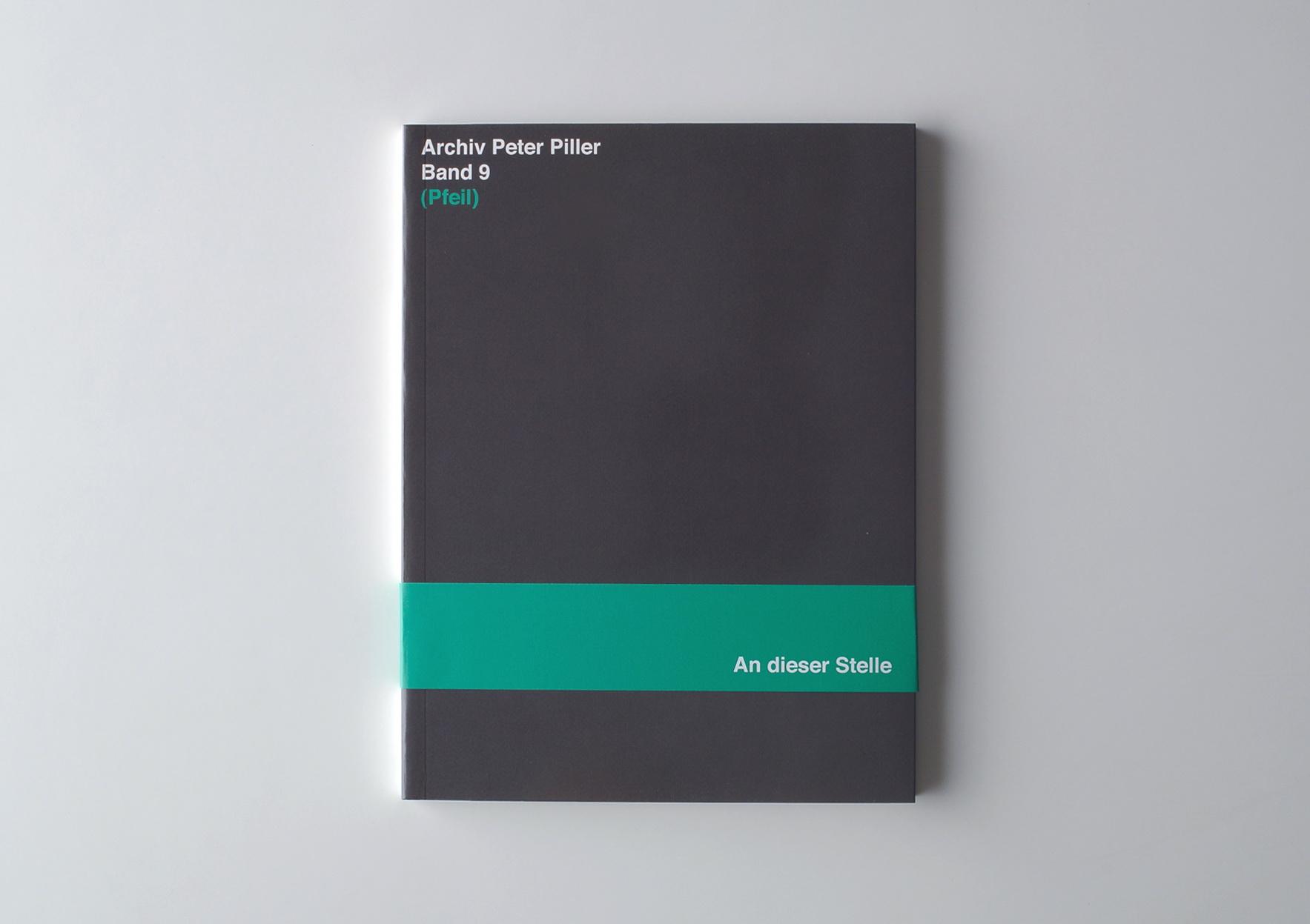 | Archiv Peter Piller Bd. 9: Pfeil | ProjecteSD