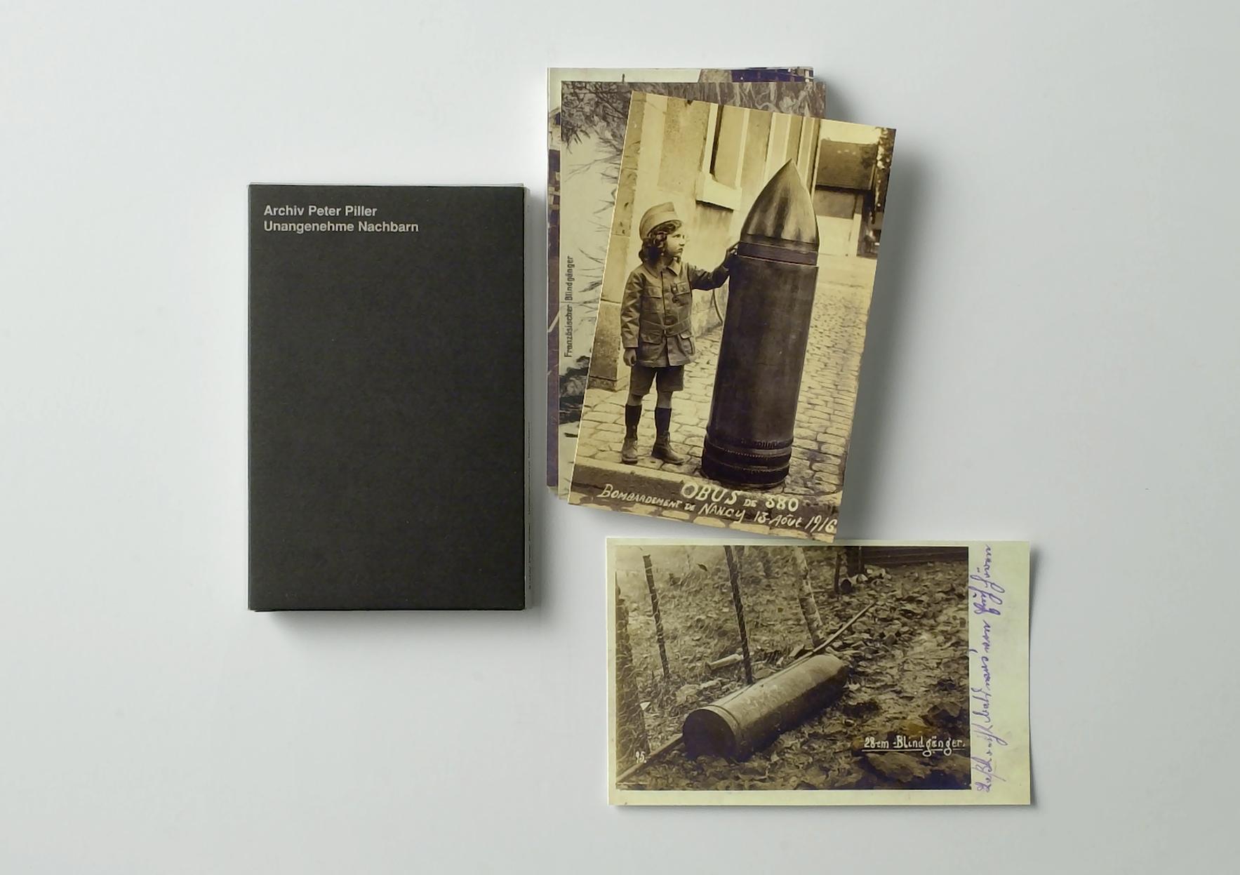 | Archiv Peter Piller. Unangenehme Nachbarn | ProjecteSD