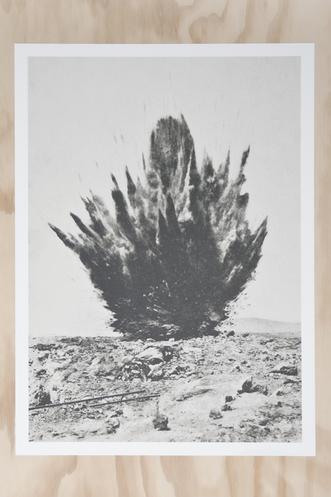 Detonation One, 2014 | It Would Never Be Quite The Same Again | ProjecteSD