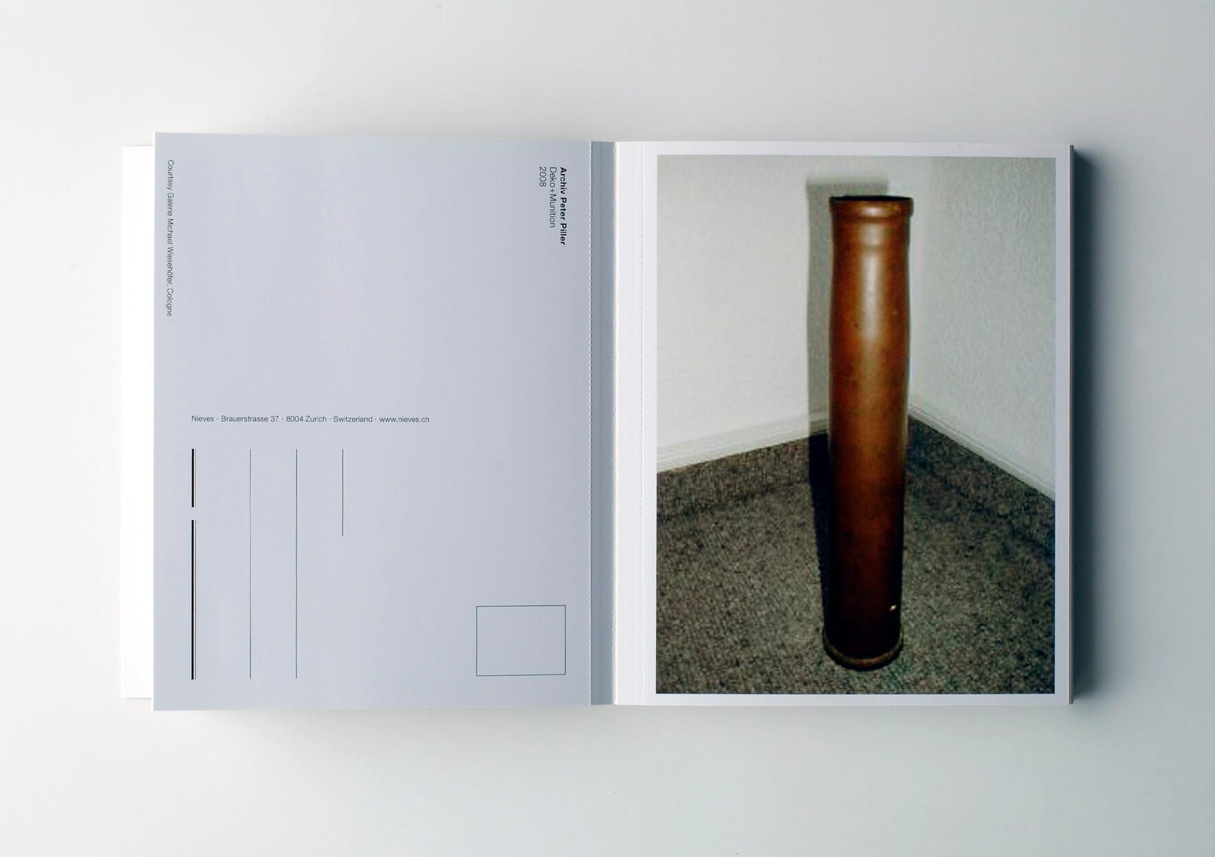 | Archiv Peter Piller: Deko + Munition | ProjecteSD