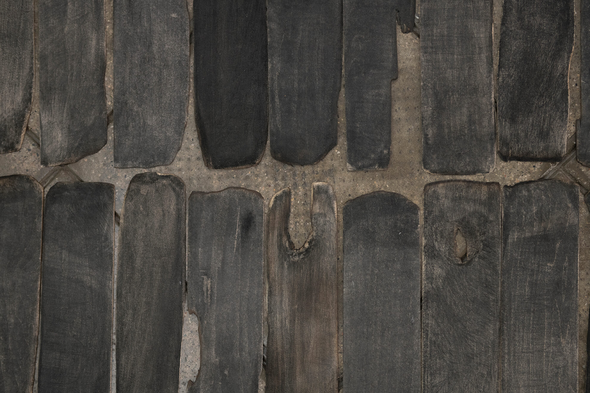 Floor, 2018. (Detail) | Hollow | ProjecteSD