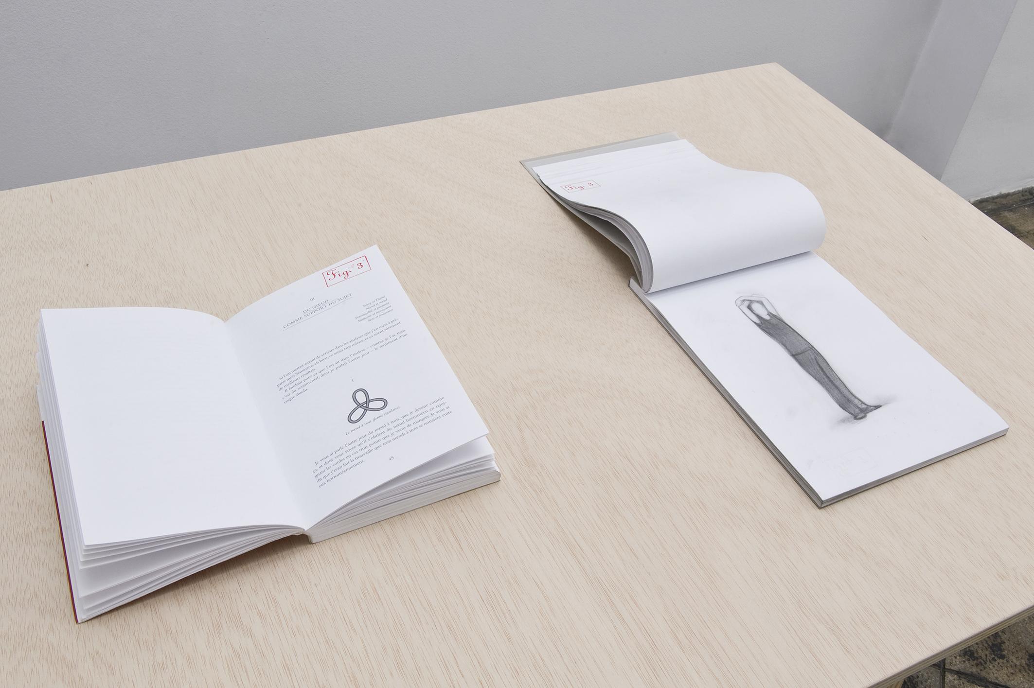 Partitura Sinthome (Estudios preparatorios), 2013 | Here Comes Everybody | ProjecteSD