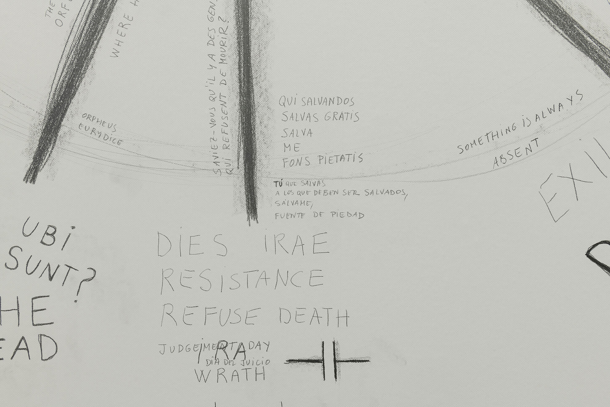 The Plague Annotated, 2018 (Detail) |  | ProjecteSD