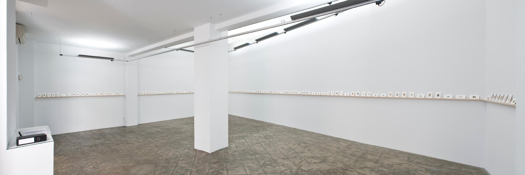 Installation view: Hans-Peter Feldmann, ProjecteSD, 2014 | Hans-Peter Feldmann | ProjecteSD