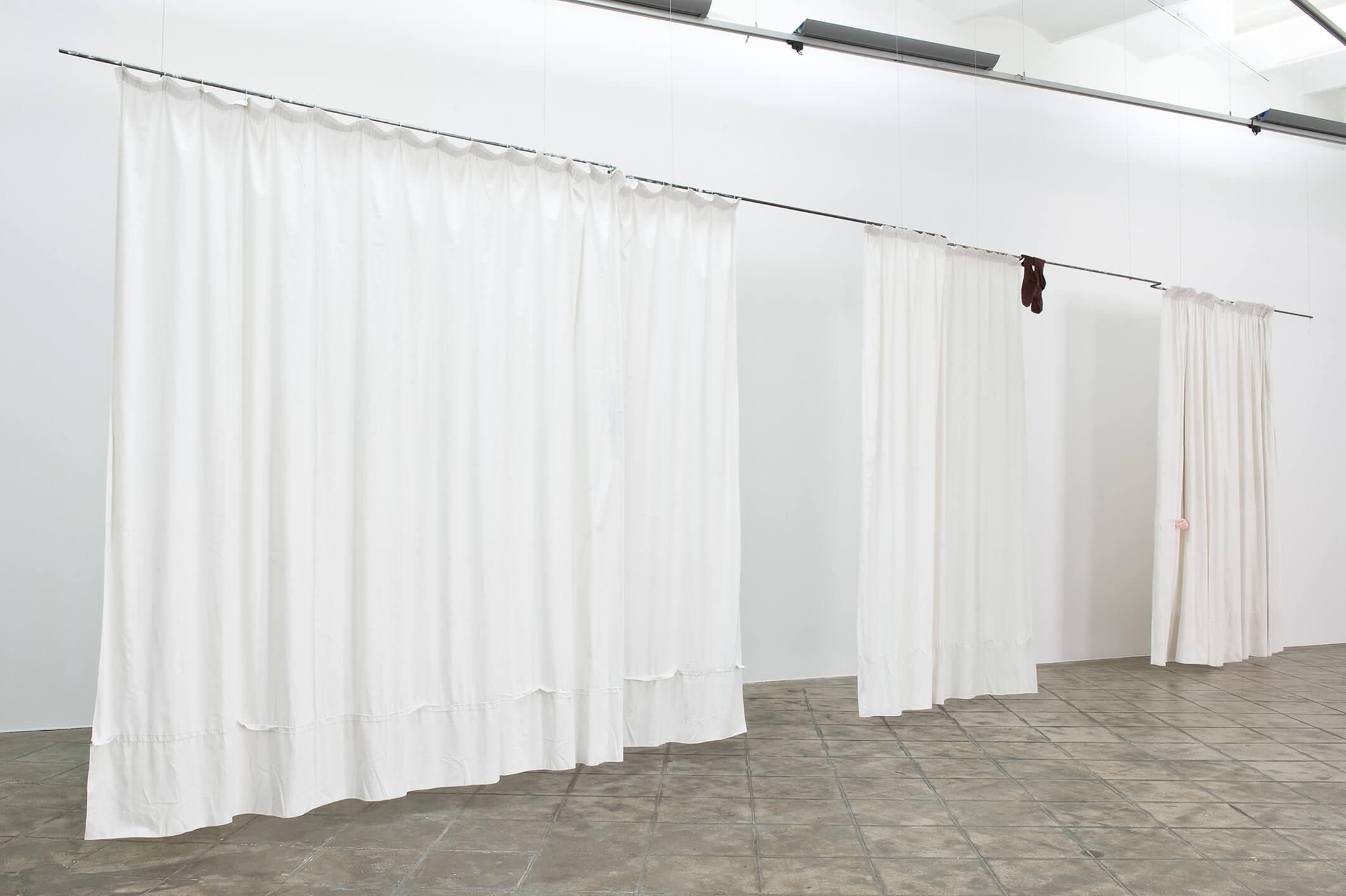 Le très grand rideau, 2014   The Constant Repetition of False   ProjecteSD