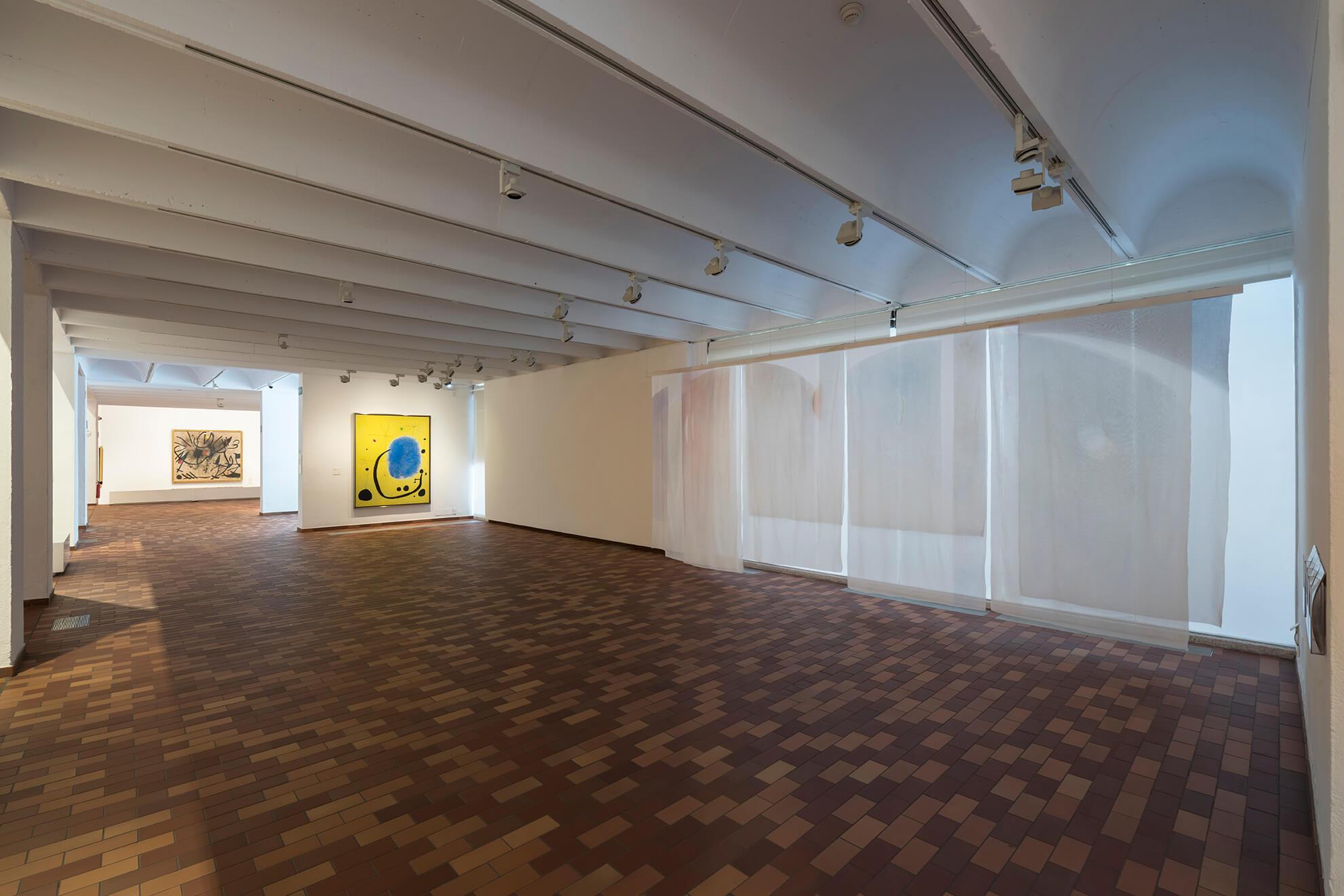 Installation view: Nadala, Fundació Miró, Barcelona, 2018 |  | ProjecteSD