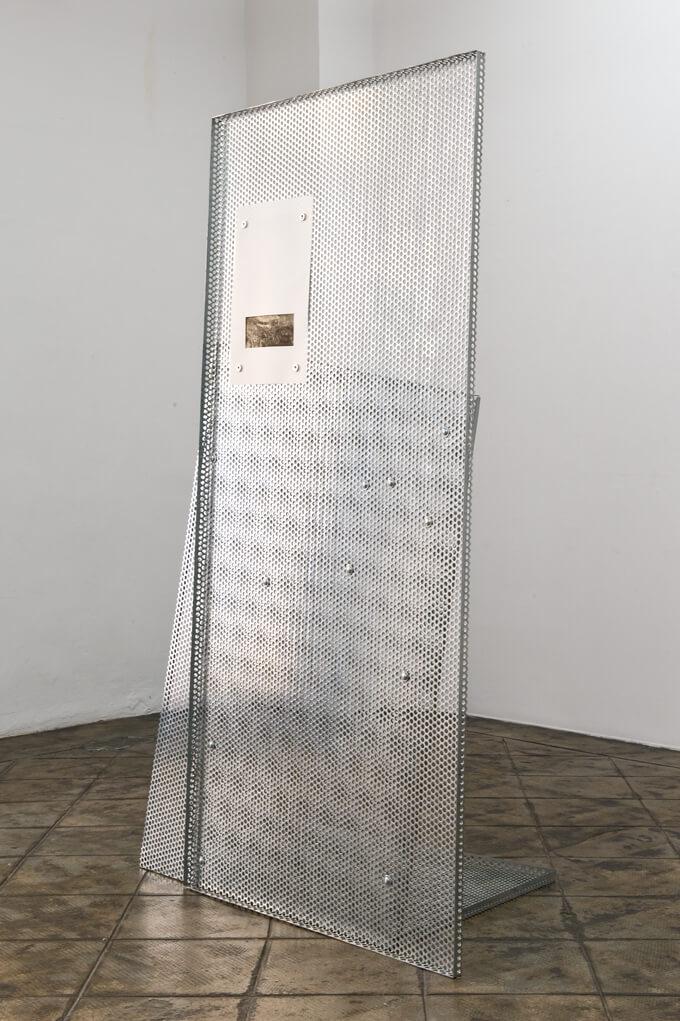 Sin Título (trama #1), 2012 | Asier Mendizabal | ProjecteSD