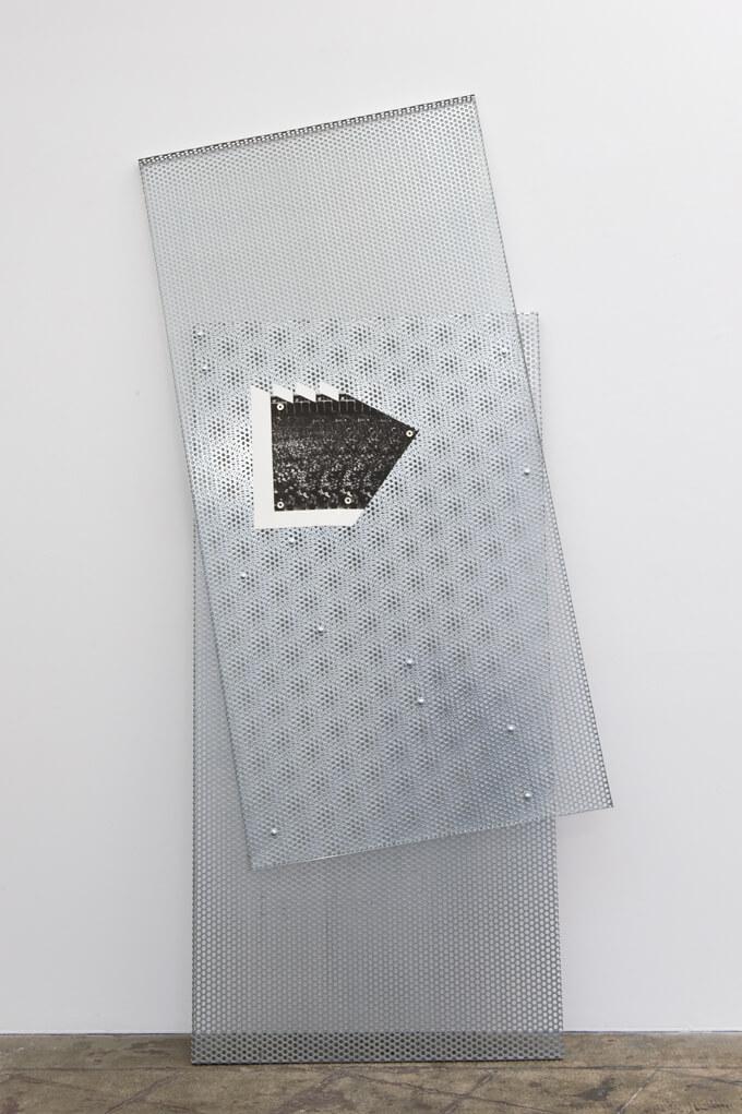 Sin Título (trama #4), 2012 | Asier Mendizabal | ProjecteSD