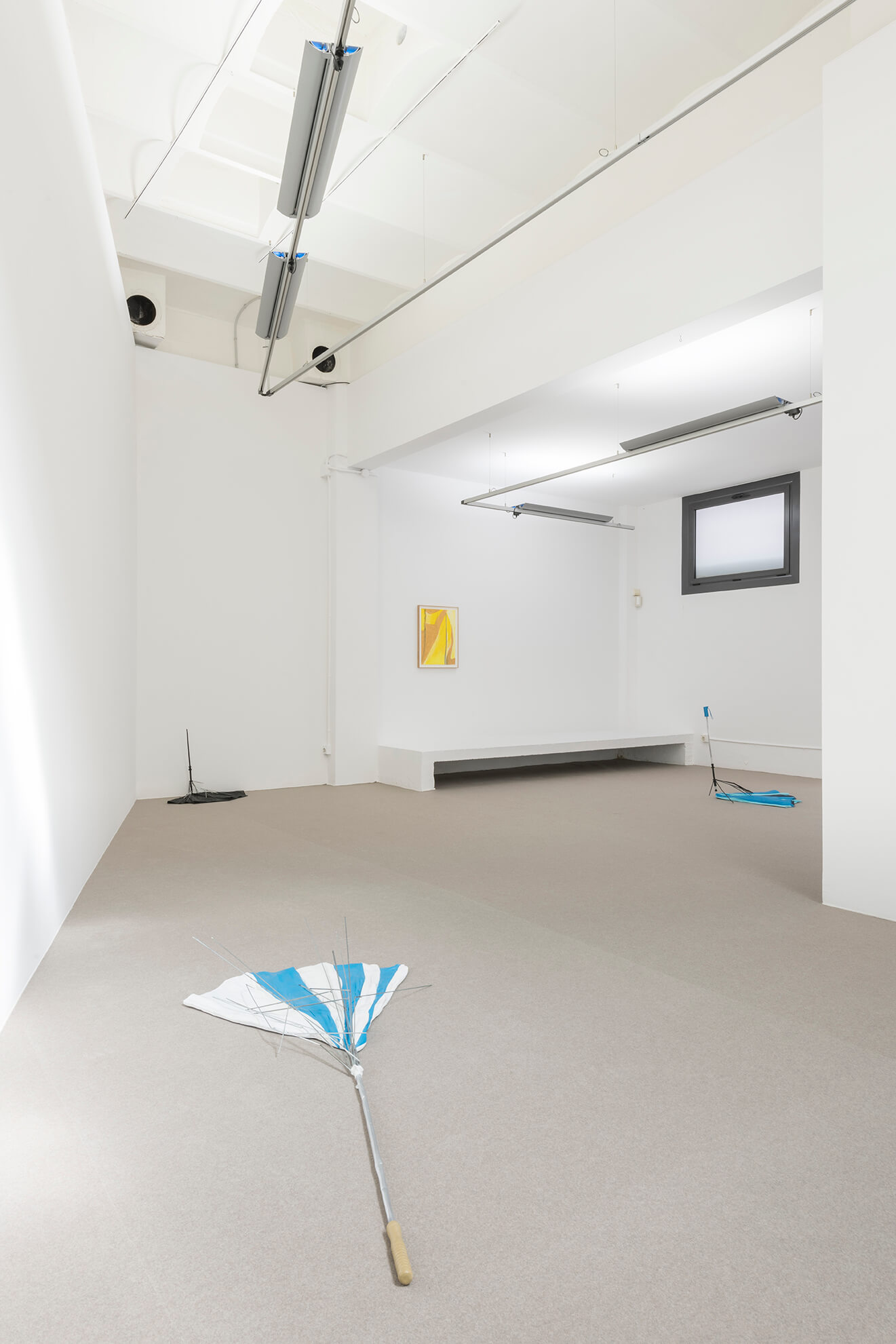 Installation view: America, ProjecteSD | America | ProjecteSD