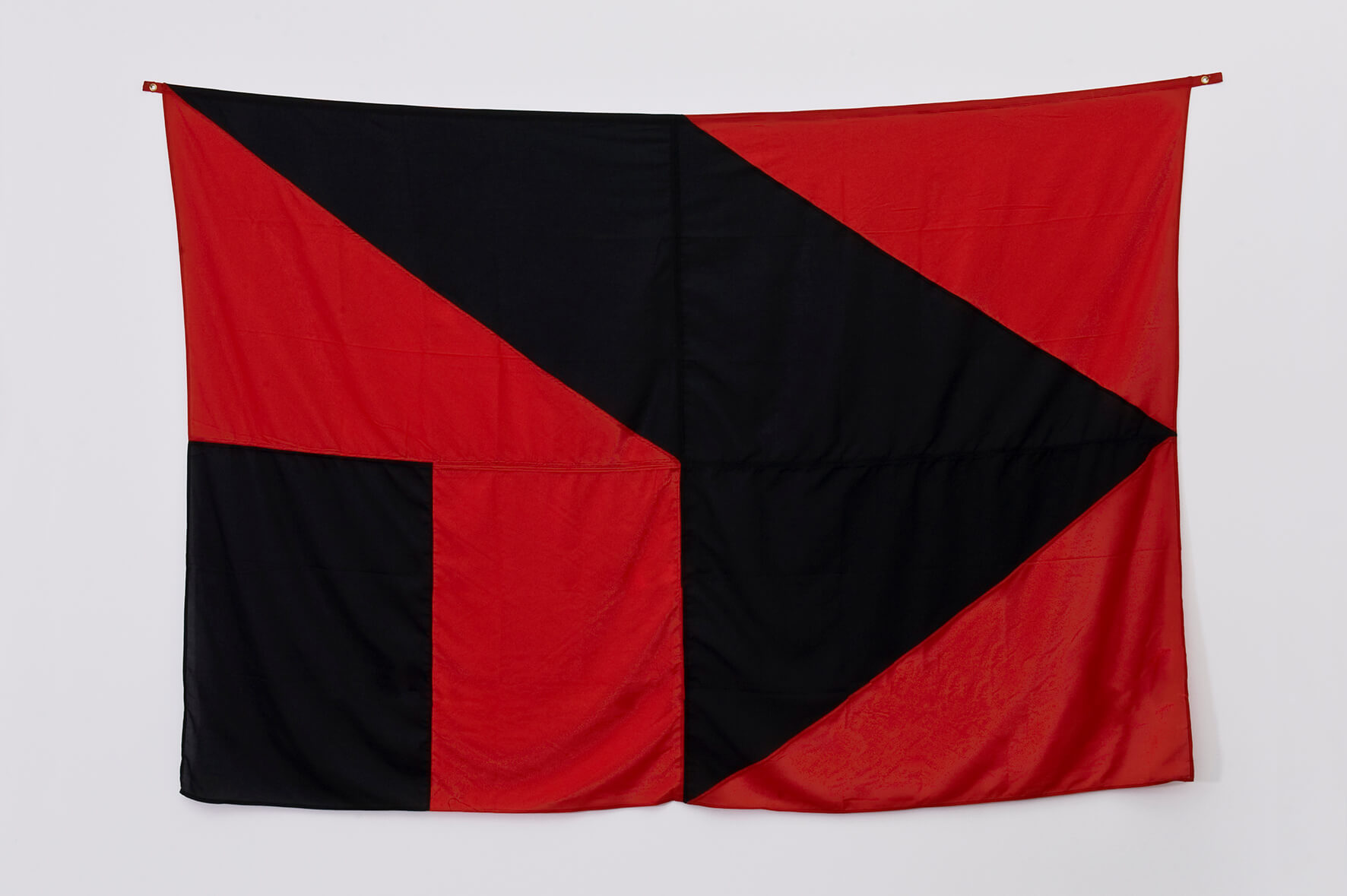 Not all that moves is red (Tangram) #2, 2012 | Asier Mendizabal | ProjecteSD