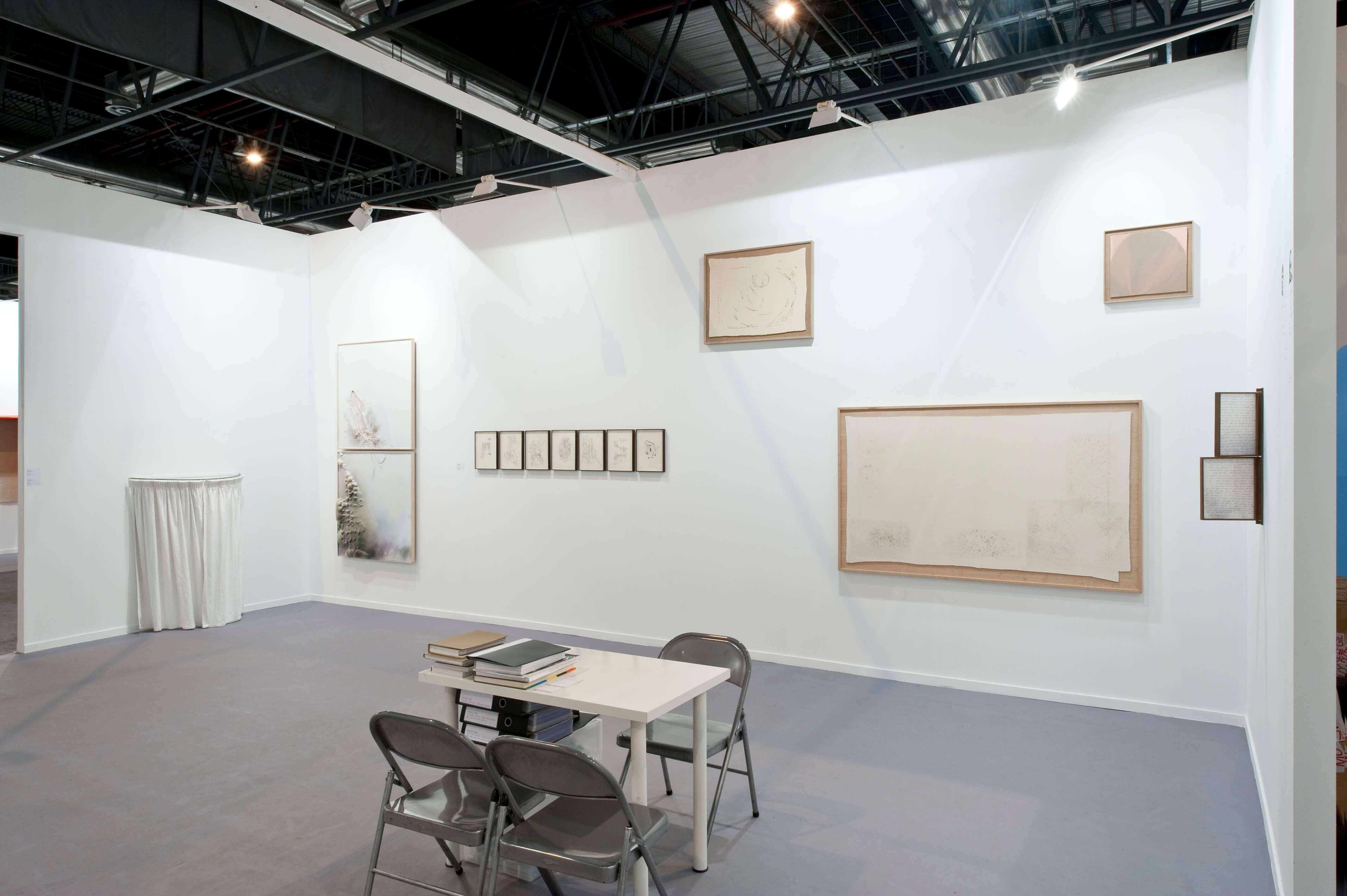 Installation view: ProjecteSD, Booth 9D11 | ARCO 2015 | ProjecteSD