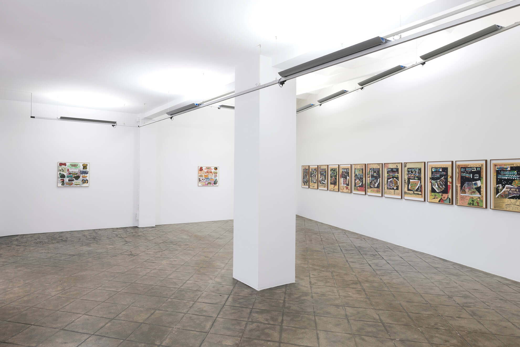 Installation view: Planet Stories, ProjecteSD | Planet Stories | ProjecteSD