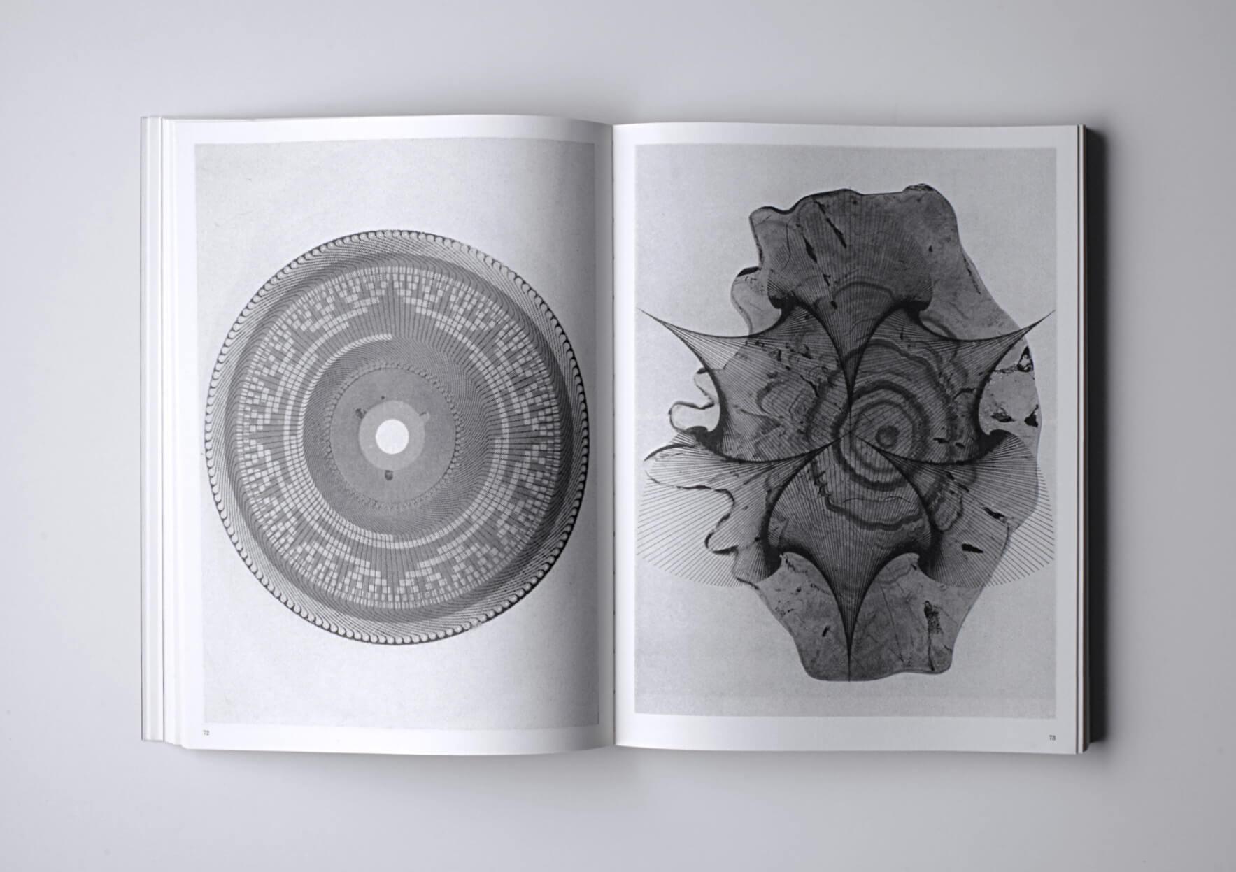 Batia Suter Radial Grammar, 2019 30 x 22.5 cm, 296 p. Ed. Roma Publications | Mother | ProjecteSD