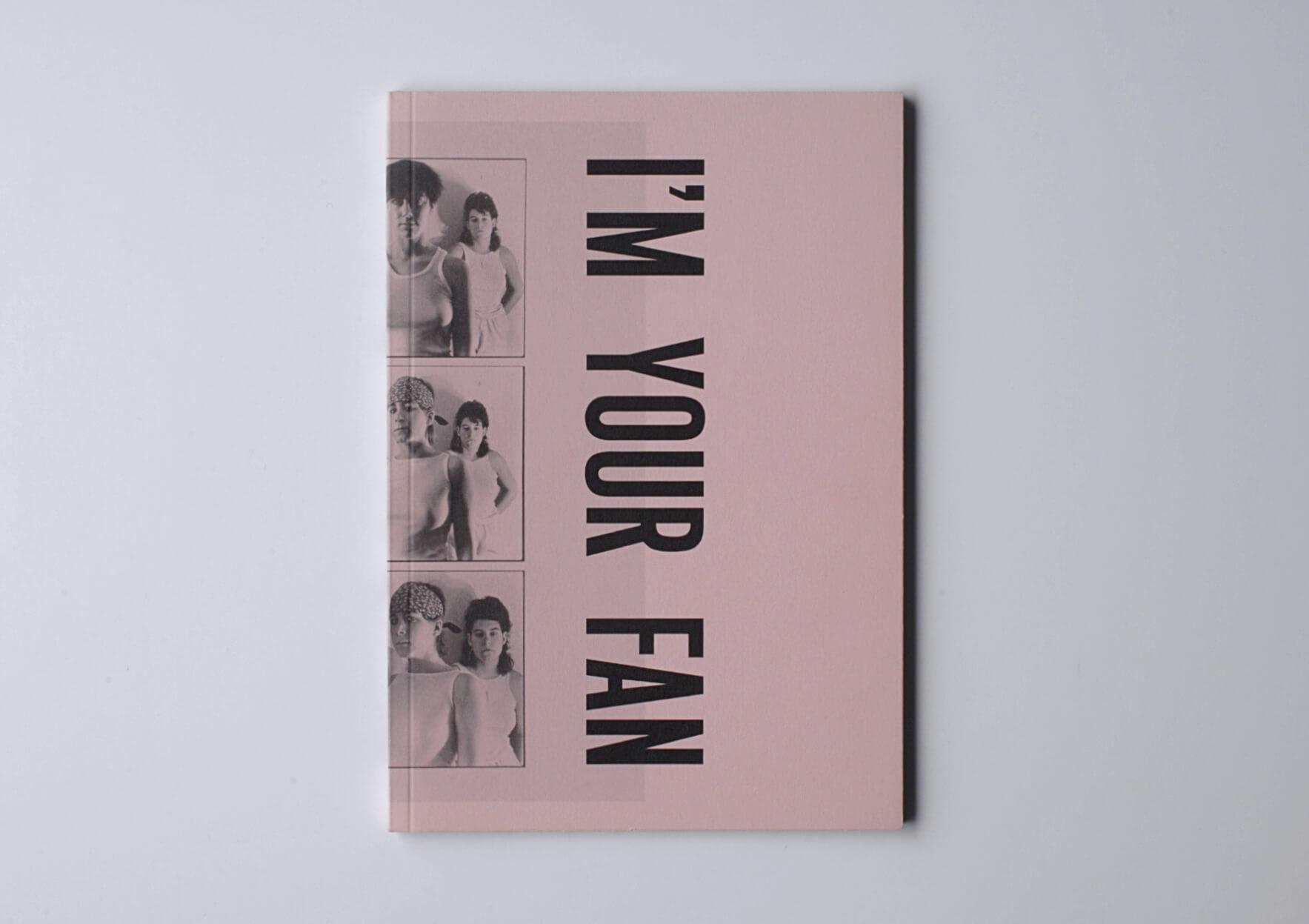 Moyra Davey I am your fan, 2014 14,5 x 20,5 cm, 46 p. Ed. Camden Arts Centre/Camilla Wills | Mother | ProjecteSD
