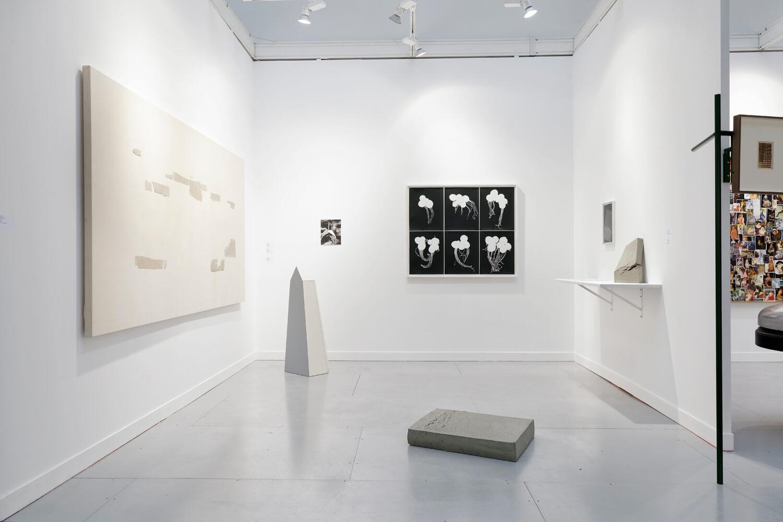 Installation view: ProjecteSD, Booth H7 | FIAC 2015 | ProjecteSD