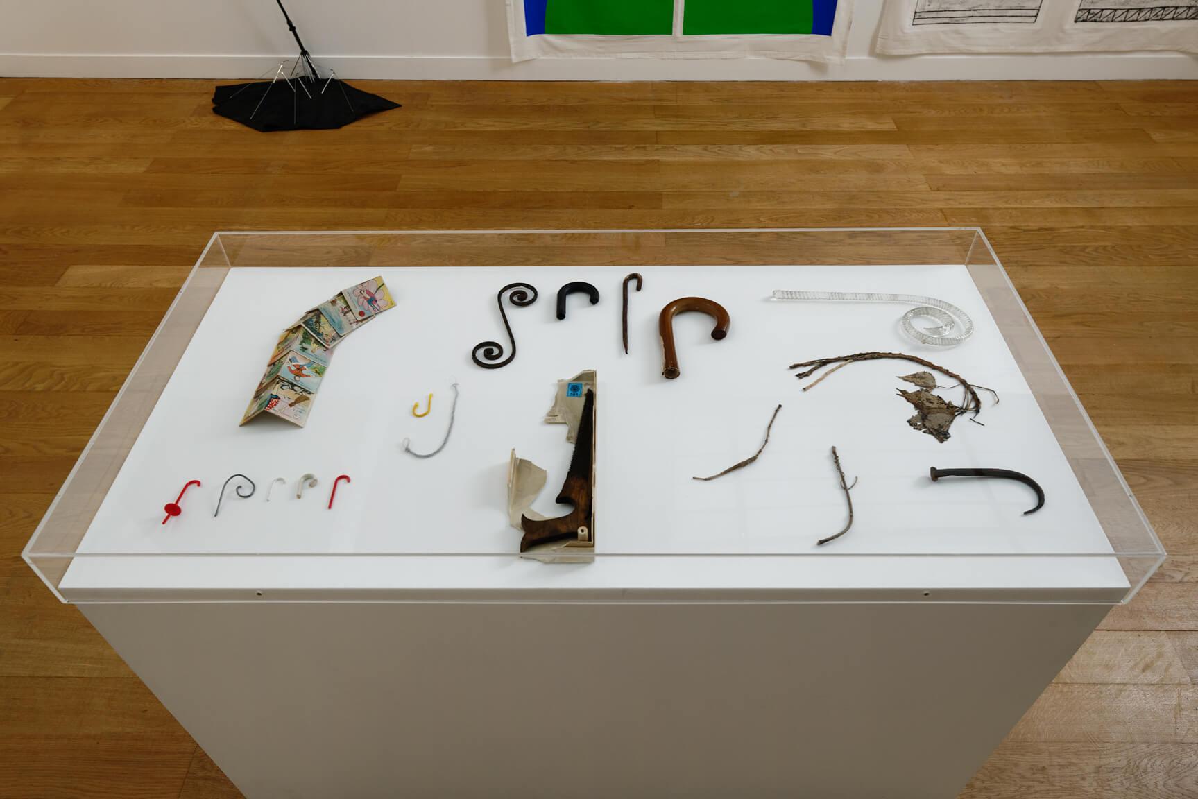 Installation view:ProjecteSD, Booth 1J09 | FIAC 2019 | ProjecteSD