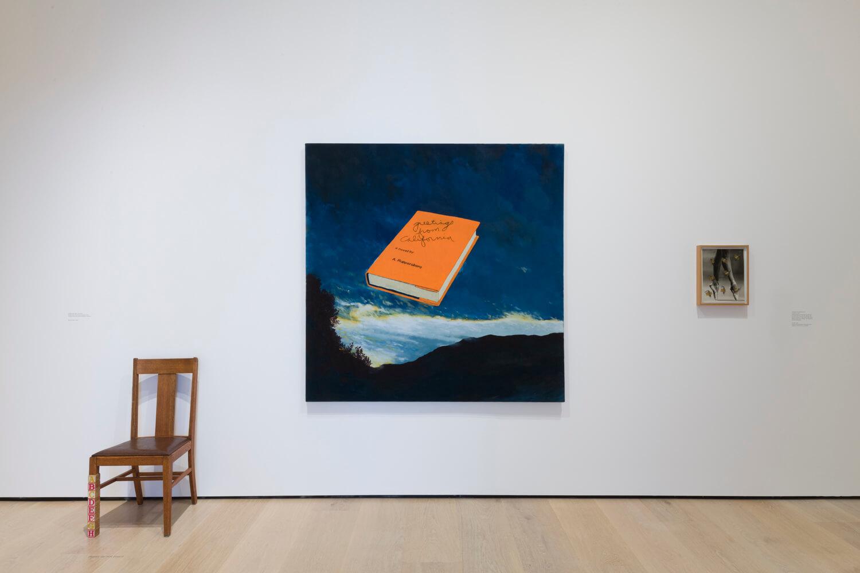 Installation view: Allen Ruppersberg: Intellectual Property 1968–2018, Hammer Museum, Los Angeles, 2019 |  | ProjecteSD