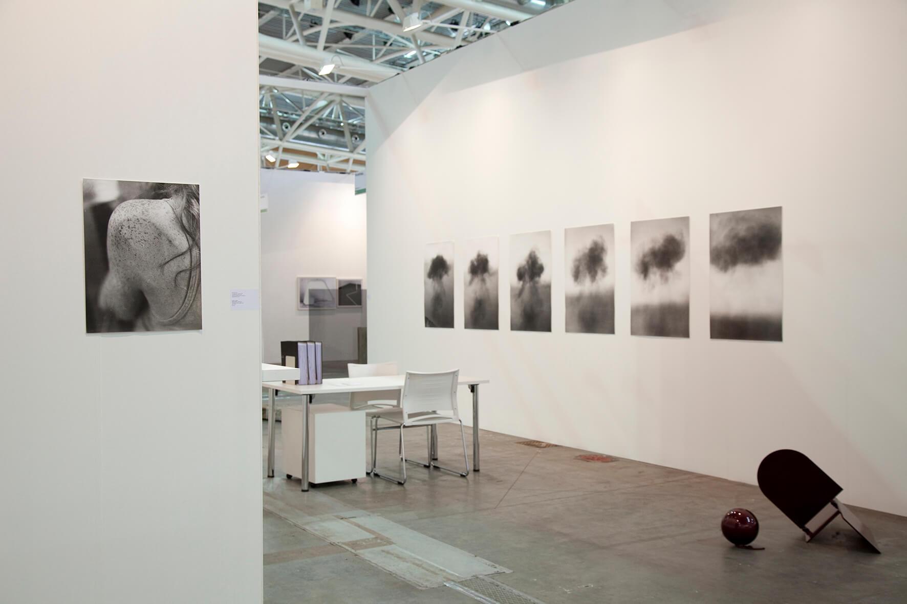 Installation view: ProjecteSD. Hall Violet Nº3 / Hall Green Nº4 | ARTISSIMA 2014 | ProjecteSD