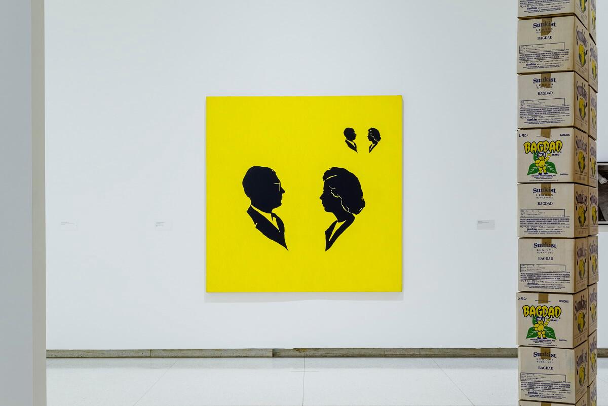 Installation view: Allen Ruppersberg: Intellectual Property 1968–2018, Walker Art Center, Minneapolis, 2018 |  | ProjecteSD