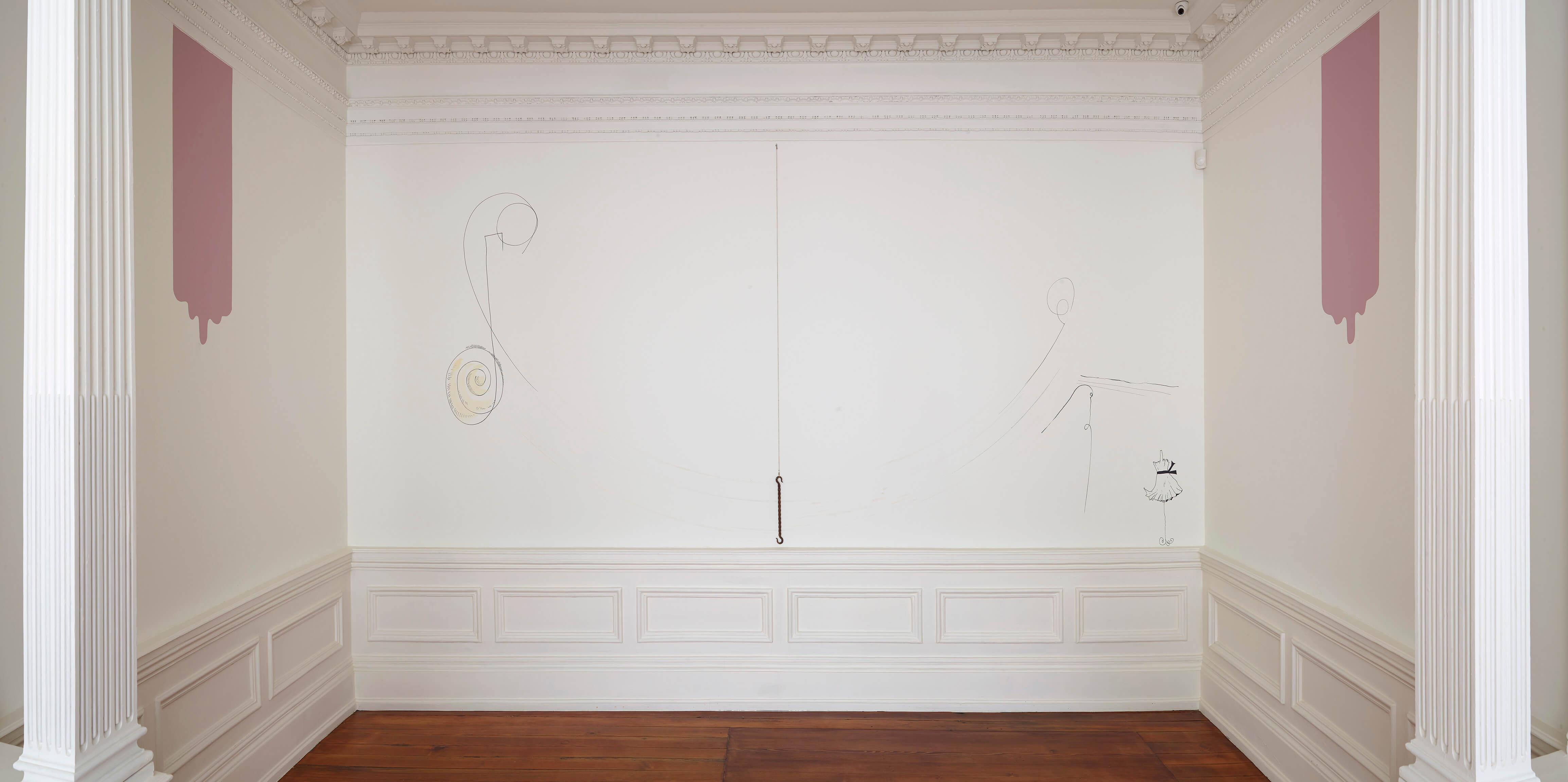 Installation view:Inventória,Casa São Roque, Porto, 2019 |  | ProjecteSD