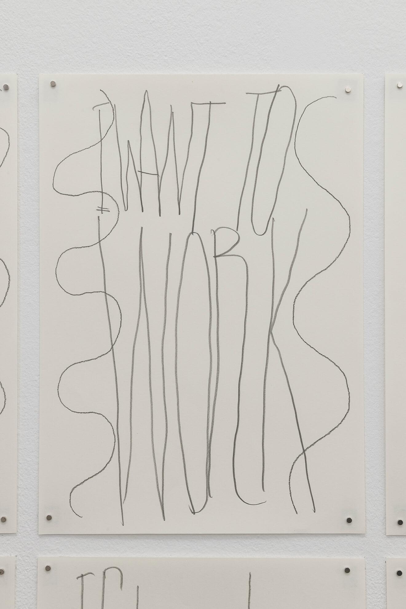 MATT MULLICAN. Untitled, 2015. (Detail) | Borrowed Space and Regular Features | ProjecteSD