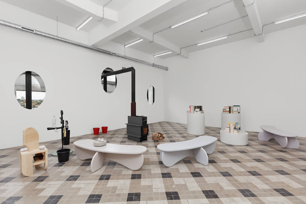 Installation view: Kunststoff – Gallery of Material Culture, 2018 |  | ProjecteSD