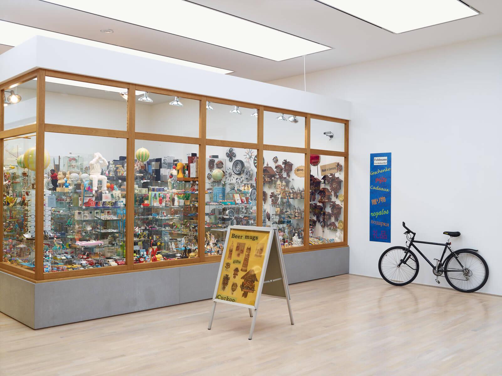 Lenbach haus: Laden, 1975-2015 |  | ProjecteSD