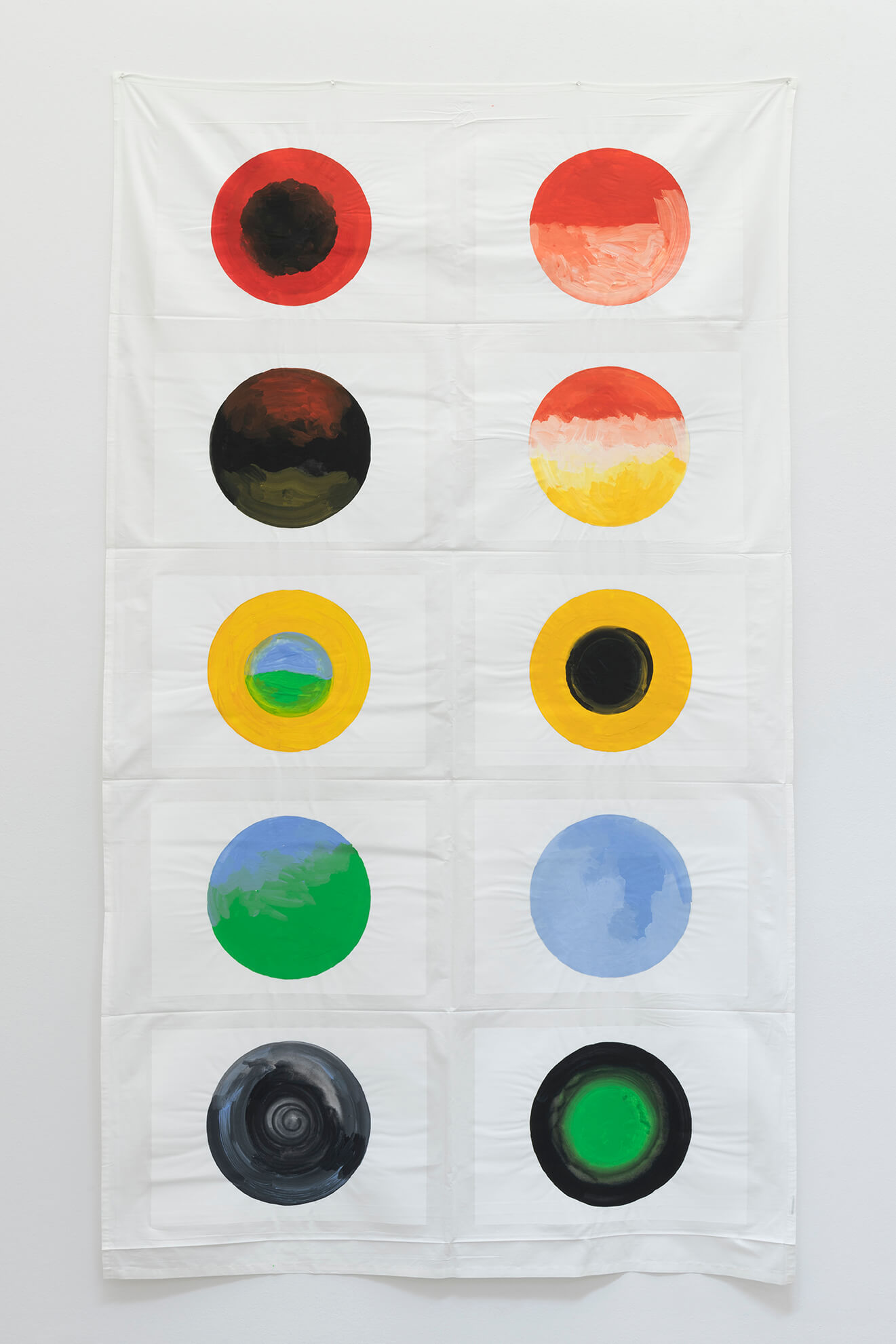Representing the Work (Gouaches – Heaven), 2019 |  | ProjecteSD