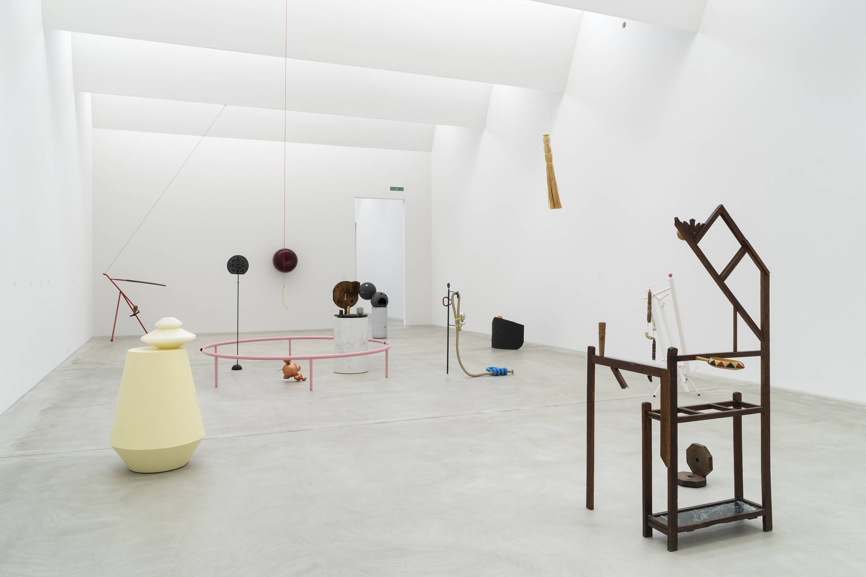 Installation view: Kunststoff –Gallery of Material Culture, 2019 |  | ProjecteSD