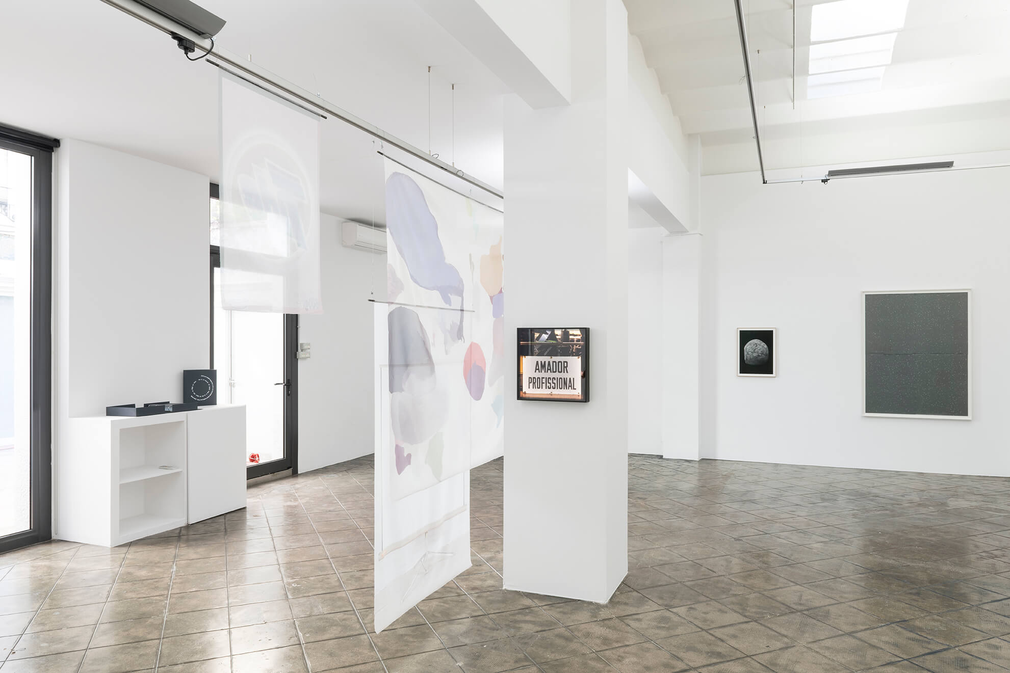 Installation view: The Imaginary Museum, ProjecteSD | El Museu Imaginari / El Museo Imaginario / The Imaginary Museum | ProjecteSD