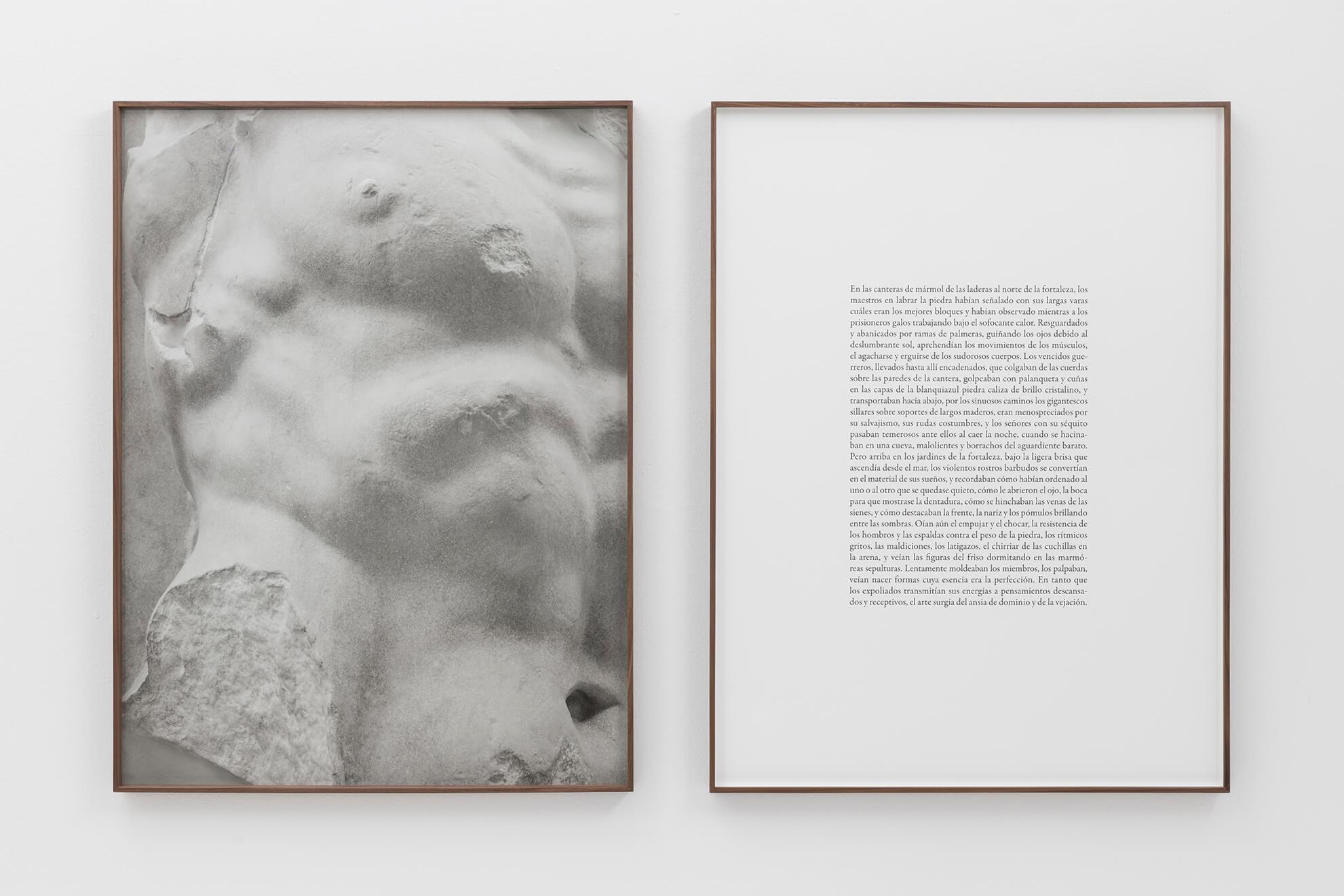 XAVIER RIBAS. Afterlife #6 [Gigante, Altar de Zeus en Pérgamo], 2020 | El Museu Imaginari / El Museo Imaginario / The Imaginary Museum | ProjecteSD