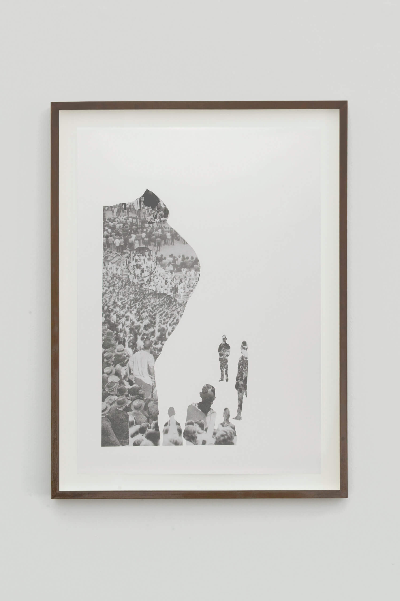 ASIER MENDIZABAL. The Staff That Matters (Gandhi), 2009 | E-ARCO EXHIBITIONS. PRESENTATION #2: Figures and Prefigurations | ProjecteSD