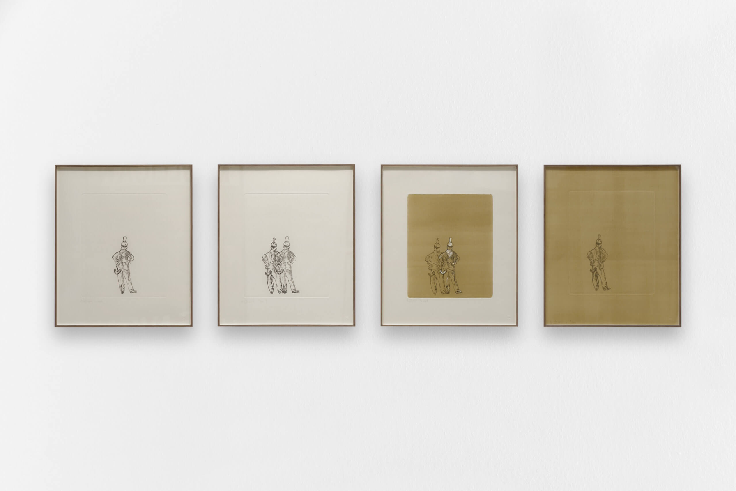 ANA JOTTA. And, Then I, He said, Then, 2016 – 2017 | E-ARCO EXHIBITIONS. PRESENTATION #2: Figures and Prefigurations | ProjecteSD