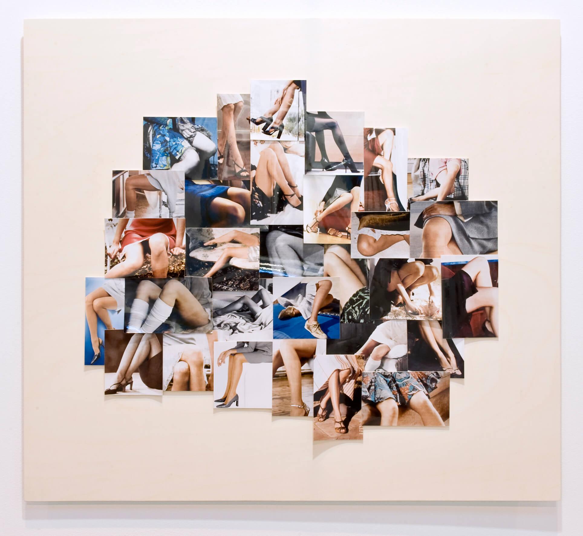HANS-PETER FELDMANN. Women Legs, n.d.   FIAC ON LINE VIEWING ROOMS: FIVE WORKS   ProjecteSD