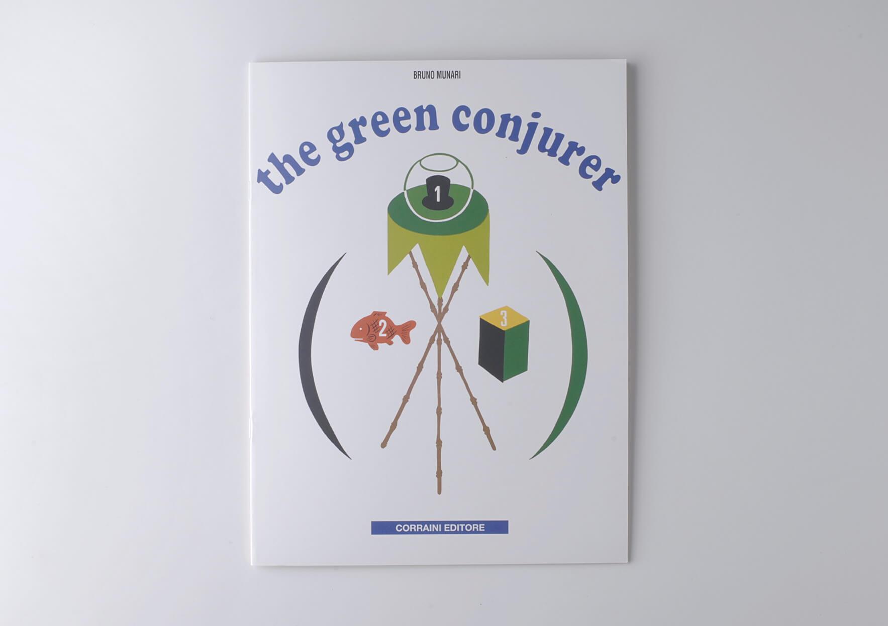 | The Green Conjurer | ProjecteSD