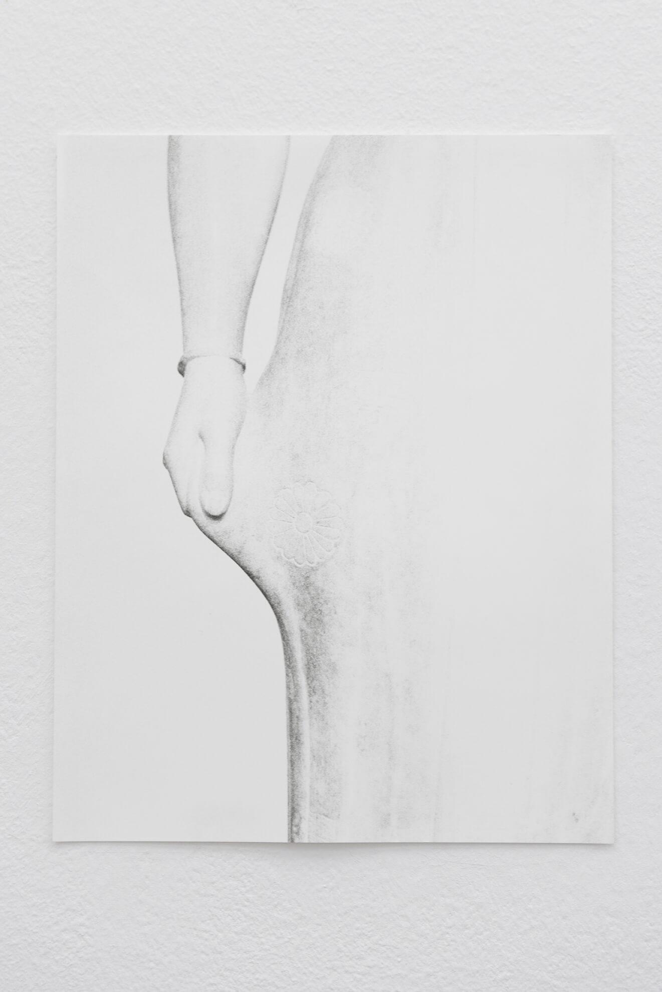 Untitled (Kore), 2020 | JOCHEN LEMPERT: VISIBLE LIGHT | ProjecteSD