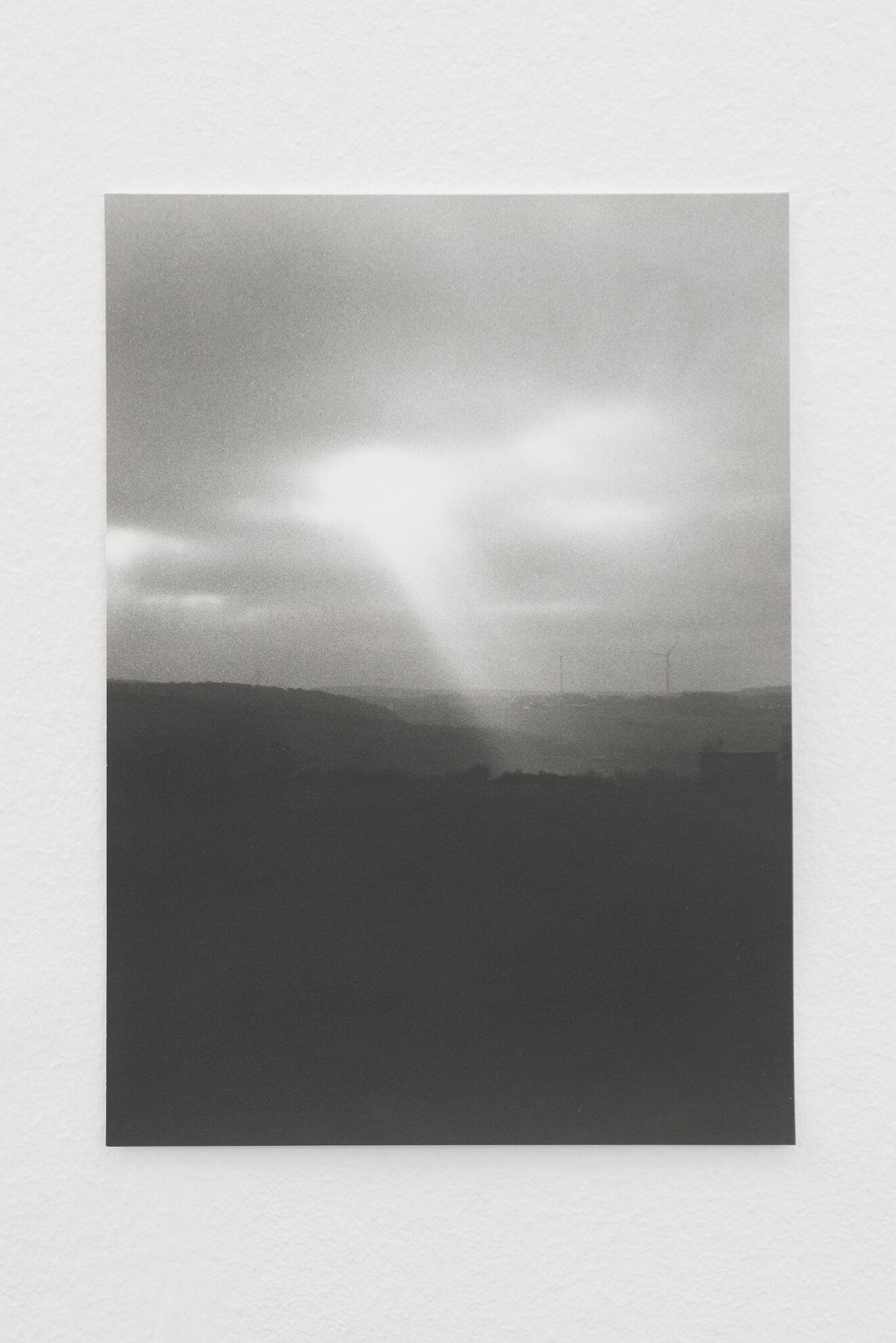 Untitled (Sunray), 2021 | JOCHEN LEMPERT: VISIBLE LIGHT | ProjecteSD