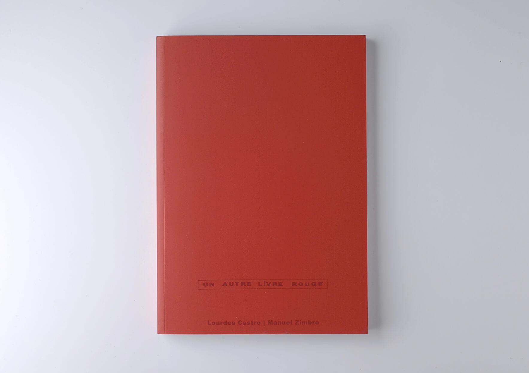 | un autre livre rouge | ProjecteSD