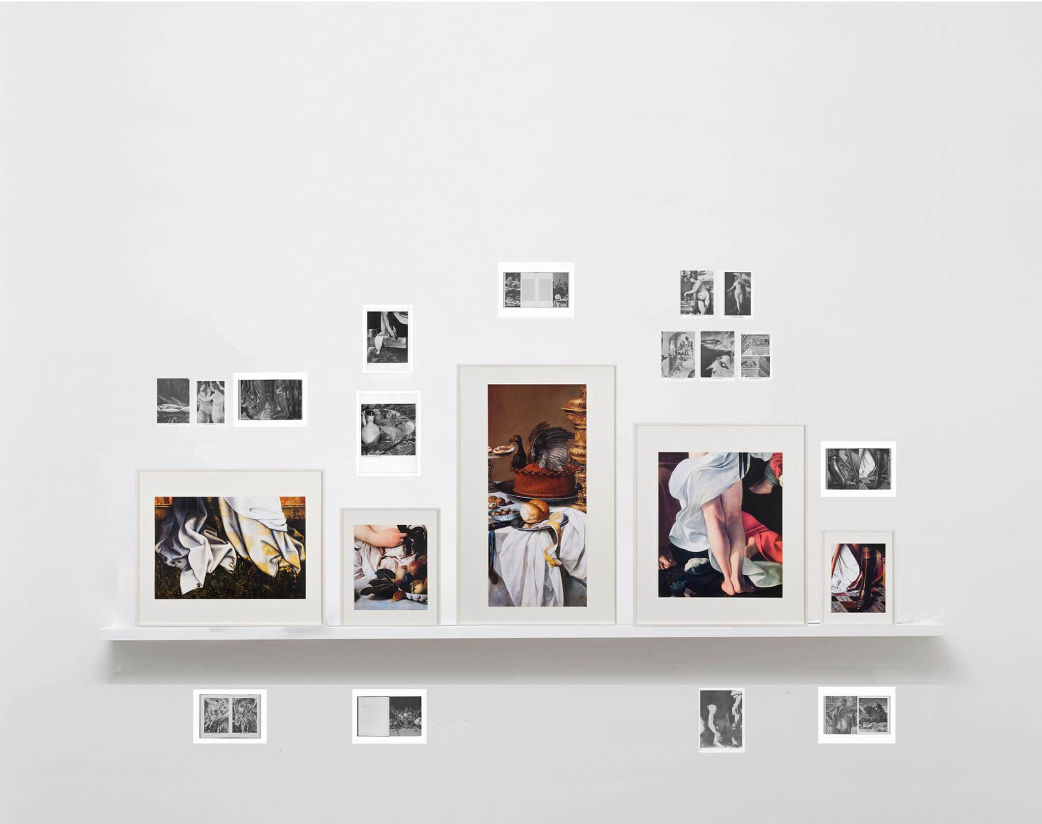 Detail: White, 2014   E-ARCO EXHIBITIONS. PRESENTATION #3: Iñaki Bonillas. Selección de obras 1998-2020   ProjecteSD