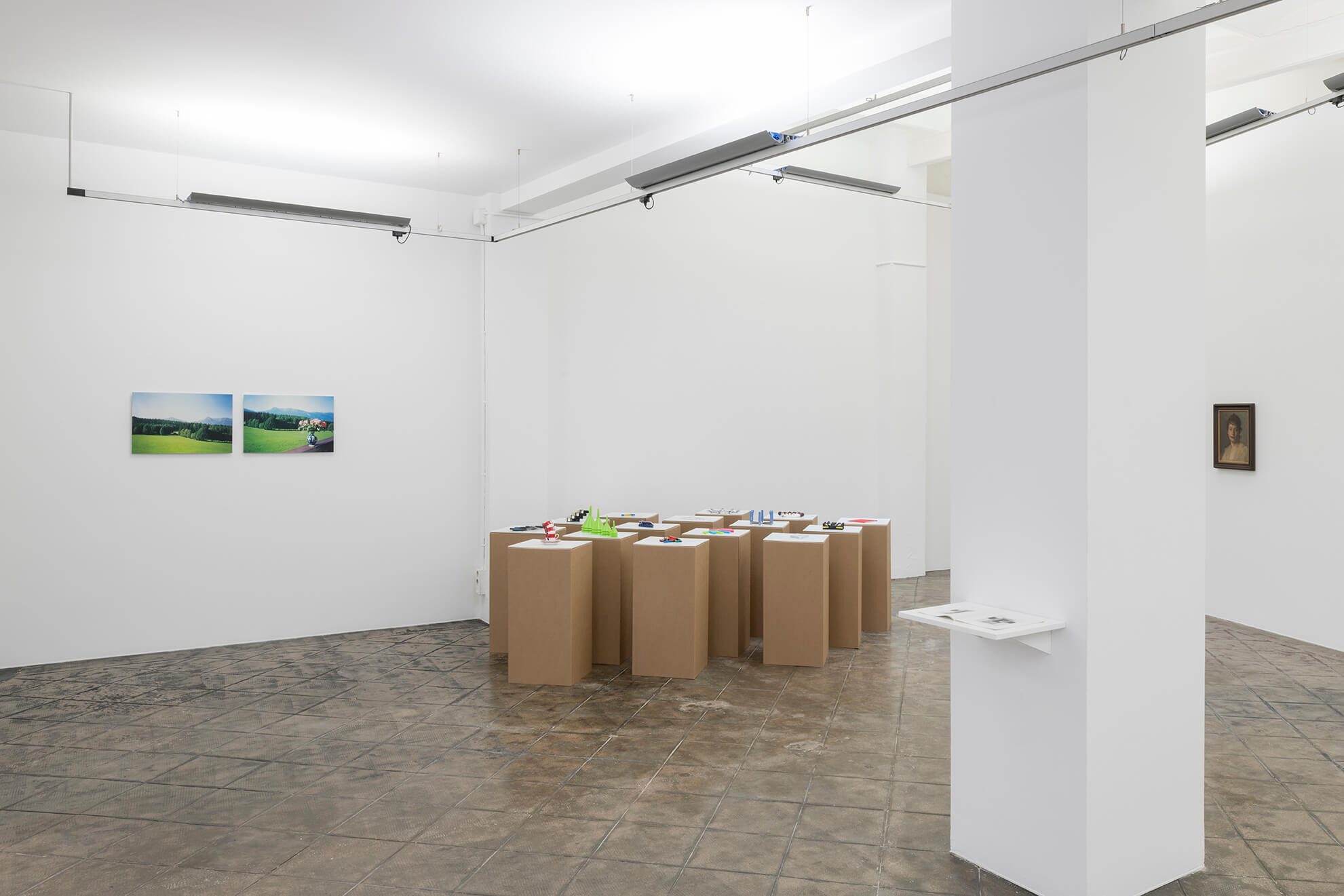 Installation view, Another Art Exhibition, ProjecteSD | Another Art Exhibition | ProjecteSD
