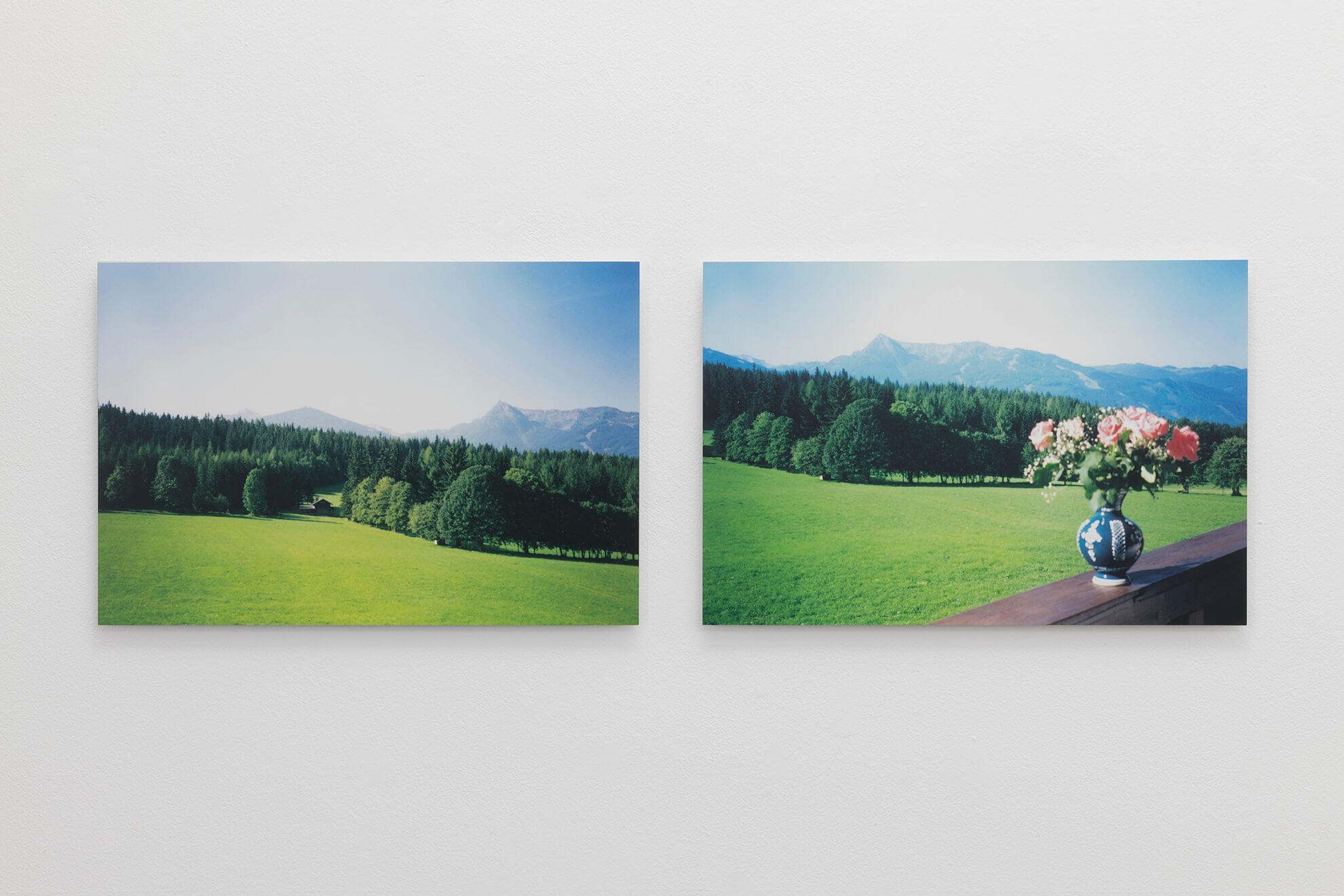 Landscape with vase, 1997 | Another Art Exhibition | ProjecteSD