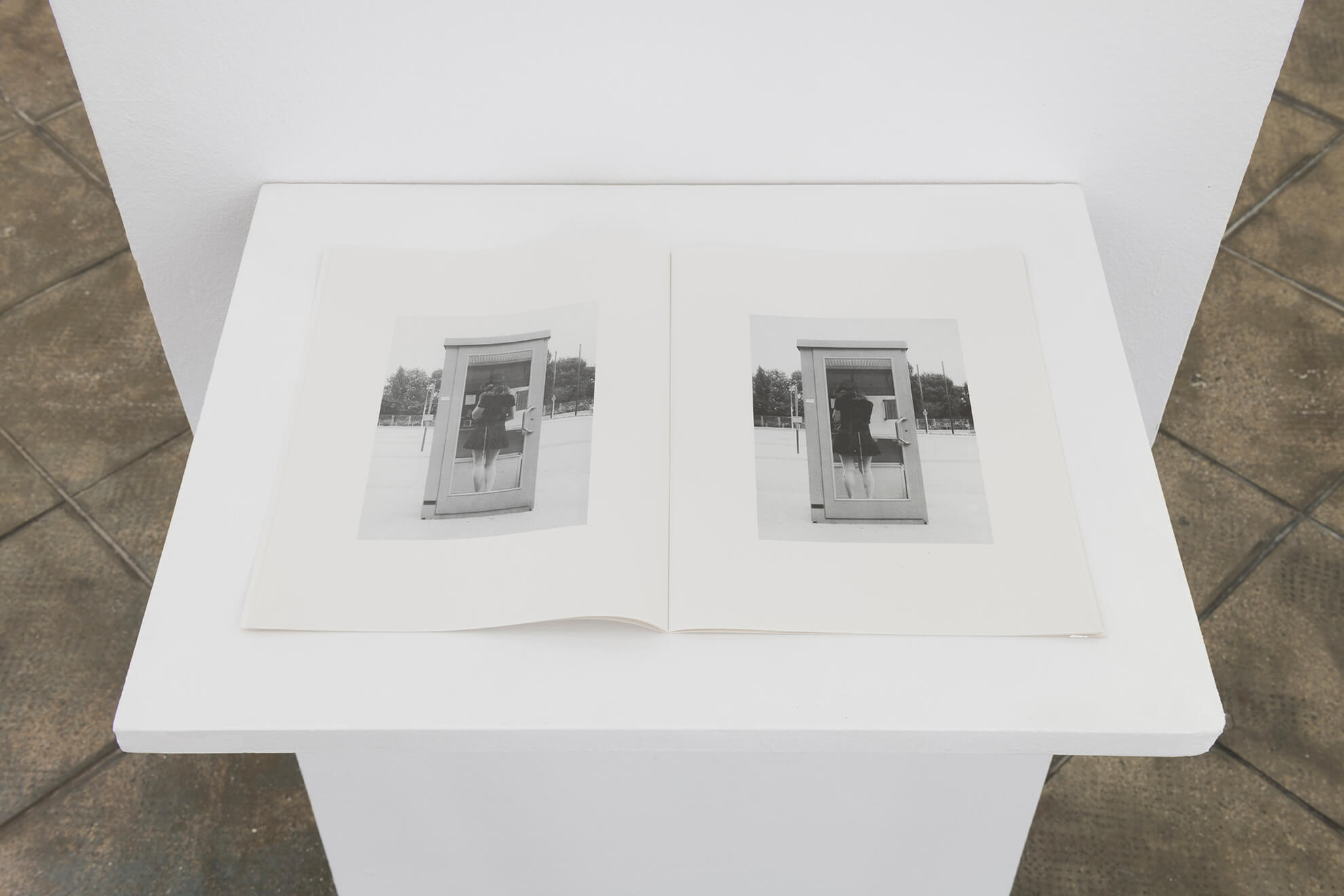 Telefonbuch, 1980 | Another Art Exhibition | ProjecteSD